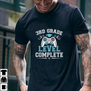 3rd Grade Level Complete Graduation 2021 Class Third Grade T Shirt
