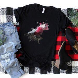 Watercolor Galah Cockatoo T Shirt